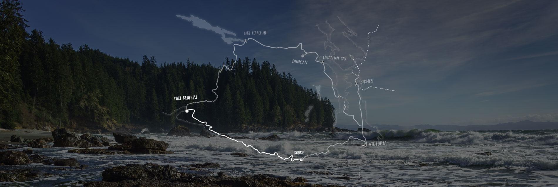 Pacific Marine Circle Route third leg