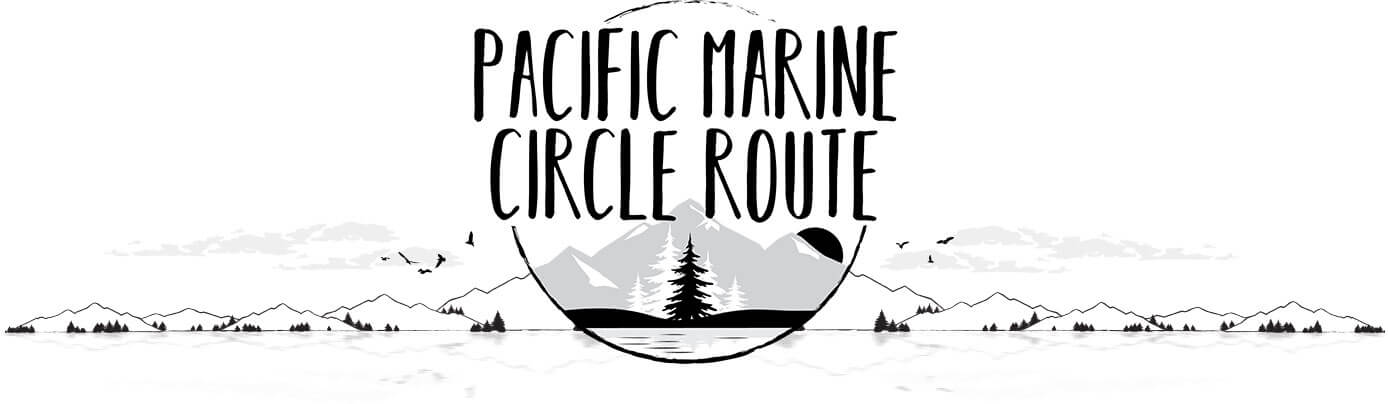 Pacific Marine Circle Route logo